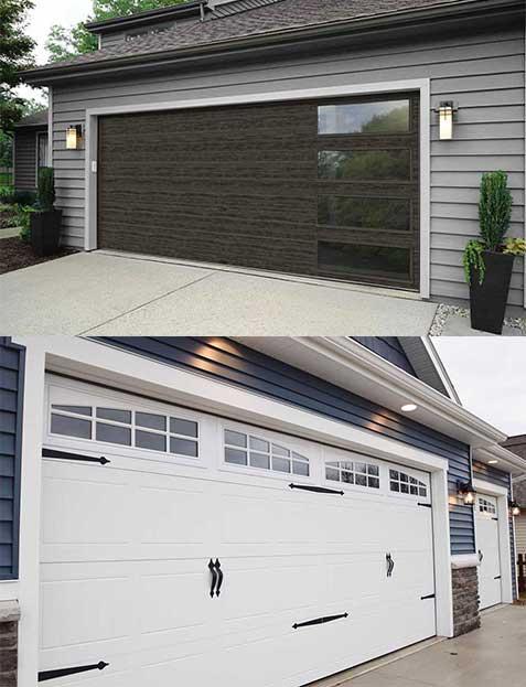 Garage Doors Styles