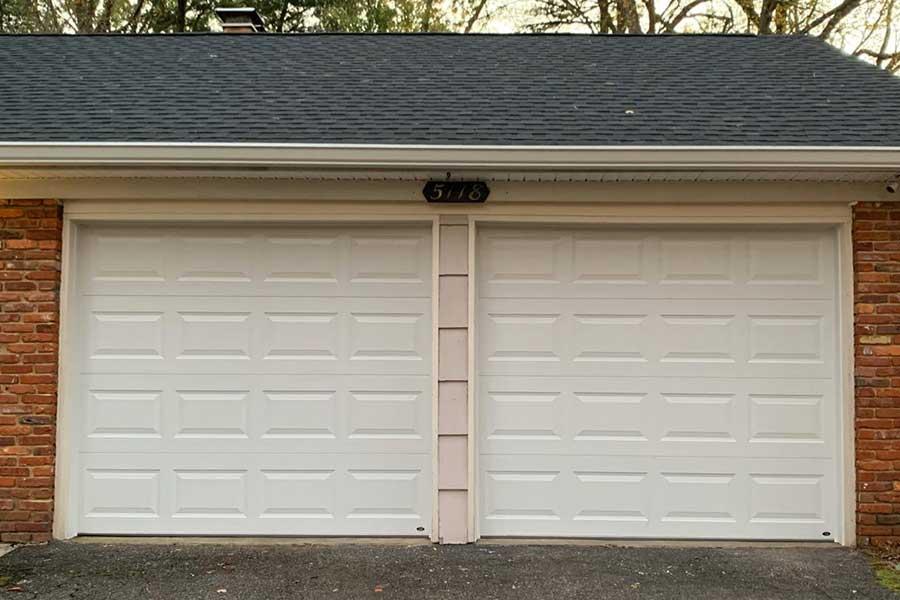 garage door project